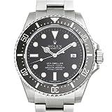 [ロレックス]ROLEX 腕時計 シードゥエラー 4000 ブラック 116600 メンズ [並行輸入品]