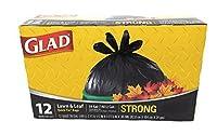 Glad Trash Bags 70028 Glad Quick Trash Bag