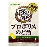 【まとめ買い】UHA味覚糖 プロラボ プロポリスのど飴 55g×6袋