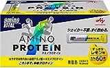 「アミノバイタル®」アミノプロテイン レモン味 60本入箱