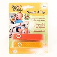 Secure-A-Toy, ORANGE-GOLD