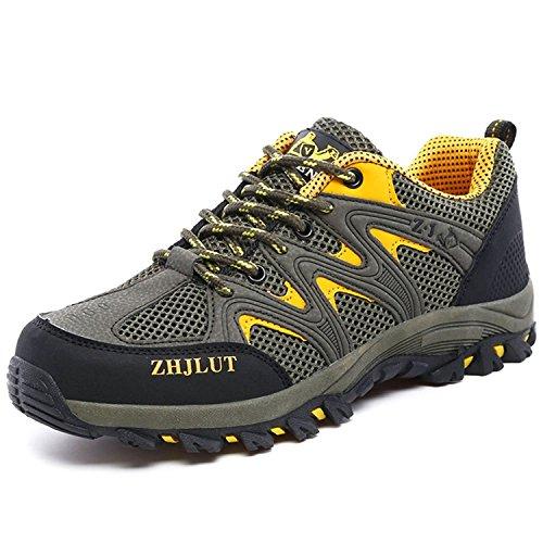 [해외](B & G) 등산화 트레킹 슈즈 패션 하이킹 운동화 남녀 공용 캐주얼 신발 경량 등산화 발수 신발/(B & G) mountaineering shoes trekking shoes fashion hiking sneakers unisex casual shoes light climbing shoes water repellent shoes