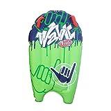 WAVE TUBE(ウェーブチューブ) 空気を入れるボーディーボード (グリーン)