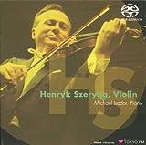 シェリング・ライヴ in 東京 '76 (Henryk Szeryng, Violin & Michael Isador, Piano / J.S.Bach : Violin sonatas, etc.) [SACDシングルレイヤー]