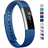 Fitness Tracker,007plus D115 Sleep Monitor Calorie Counter PedometerConcise Style Point Touch Activity Tracker for Android and iOS Smart Phone