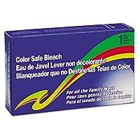 Ven 2979697レバーカラー安全パウダー漂白剤、Vendパック、2ozボックス、100/カートン