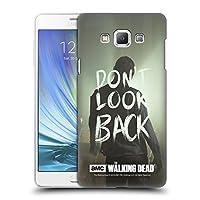 オフィシャルAMC The Walking Dead Daryl Look Back クオーツ ハードバックケース Samsung Galaxy A7