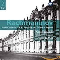 Piano Concertos Nos 2 & 3 / Rhapsody on a Theme of