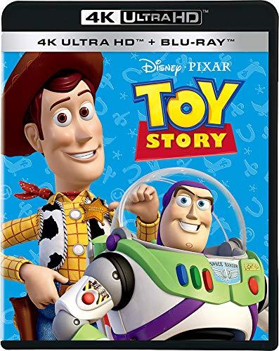 トイ・ストーリー 4K UHD [4K ULTRA HD+ブルーレイ] [Blu-ray]