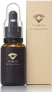 メンズ エイジングケア オールインワン 美容液 フラーレン高濃度4.0%配合 [高保湿 乾燥肌 ] TENBUDO The Men's Serum 30ml 【TENBUDO (旧REGINA LOCUS MEN)】 ※2020年3月より着色料なしへ