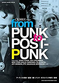 CROSSBEAT Presents from PUNK to POST-PUNK (シンコー・ミュージックMOOK)