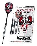 Harrows ASSASSIN 18gR SP 【ソフトダーツ】 高純度化済みモデル(85%タングステン)