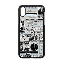 大人気 「Bruno-Mars/ブルーノマーズ」iPhoneケース54 (iPhoneX, ブラック)