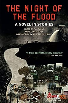 The Night of the Flood: A Novel in Stories by [Aymar, E.A., Chen, Sarah M., Brunet, Rob, Colón, Angel Luis, Davidson, Hilary, Edwards, Mark, Florio, Gwen, Heiter, Elizabeth, Hensley, J.J., Hillier, Jennifer]