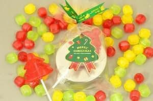 クリスマス キャンディー缶 5ケース 100個入り