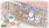 キャラクターラバーマット ポプテピピック ポプ子&ピピ美 (ENR-020)
