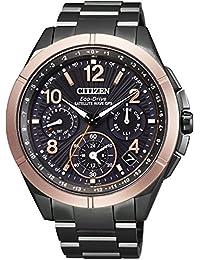 [シチズン]腕時計 ATTESA アテッサ 100周年記念限定モデル エコ・ドライブGPS衛星電波時計 F900 CC9076-50E メンズ