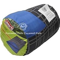 【Colemanコールマン】YOUTH COMFORT SMART SLEEPING BAG 子ども用寝袋【グレー】 ユーススリーピングバッグ 66×152.4cm キッズ寝袋 キャンプ用品