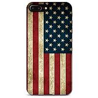 AQUOS SERIE mini SHV38 ケース ハード カバー 薄 アメリカ 国旗 星条旗 レトロ WH03601_01