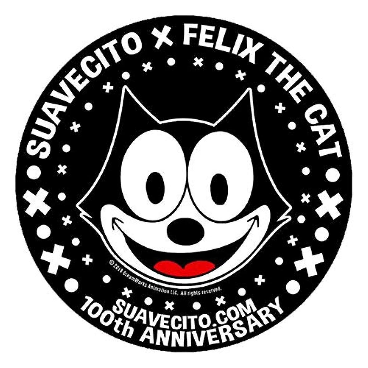 リベラルイタリック上流の【SUAVECITO POMADE】 スアベシート ポマード 【FELIX THE CAT Stickers】 ステッカー