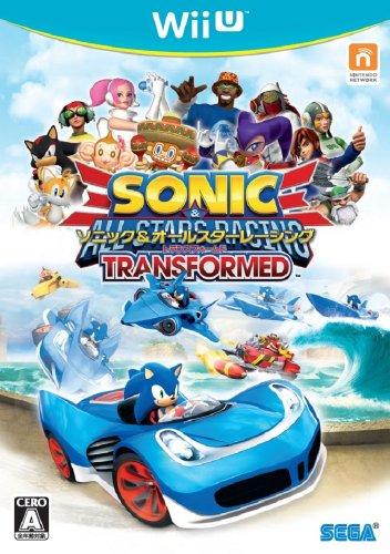 ソニック&オールスターレーシング TRANSFORMED - Wii U