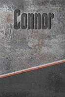 Connor: Stone Name Writing Journal