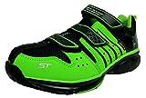 DUNLOP(ダンロップ) モータースポーツ スニーカー マグナム ST302 カワサキグリーン 25.5cm ダンロップ(Dunlop) J8906-K015