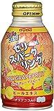ダイドードリンコ ぷるっシュ!! ゼリー×スパークリング ピンクグレープフルーツ 270g×24本