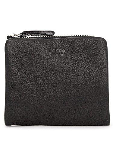 (タケオキクチ) TAKEO KIKUCHI 二つ折り財布 ロビン TK-812015 ロビン 【01】ブラック