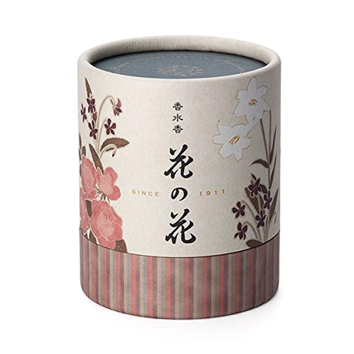 甘美なインフラ貢献日本香堂 香水香 花の花 3種入 うず巻12巻入 香立付( 30003)