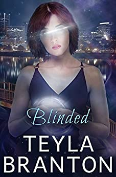 Blinded: A Paranormal Suspense Novel (Imprints Book 5) by [Branton, Teyla]