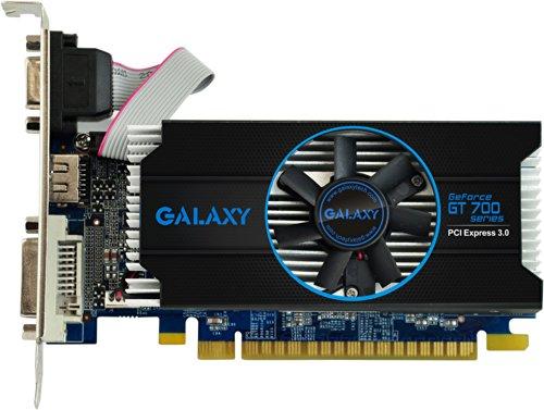 玄人志向 GALAXY ビデオカード Geforce GT740搭載 GF-GT740-LE2GHD/OC