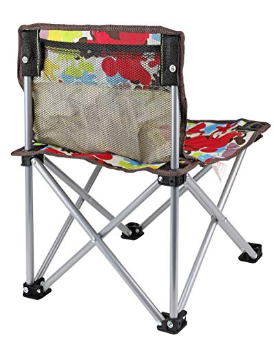 キャプテンスタッグ ディズニー コンパクトチェア ミニ ミッキーマウス/カモフラージュ MA-1040 折りたたみ椅子 キャンプ Men'sLady's