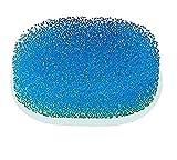 マーナ(MARNA) スポンジ石鹸置き ブルー W152B