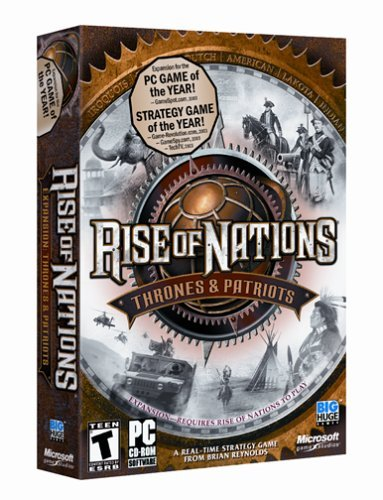Rise of Nations: Thrones & Patriots Expansion Pack - PC by Microsoft [並行輸入品]