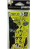 がまかつ(Gamakatsu) イカメタルリーダー 3本 IK043 3-0