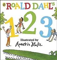 Roald Dahl's 123: (Counting Board B