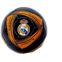 2014 Real Madrid Official SOCCER ball- # 2-skills ball-navy/オレンジ