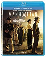 Manhattan: Season 2 [Blu-ray] [Import]