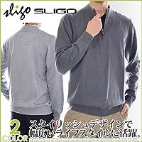 スライゴ 382 1/4ジップ 長袖セーター
