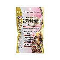 WauWau乾燥小粒納豆80g おまとめ6個セット ナチュラルペットフーズ