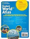 National Geographic Student World Atlas, Fourth Edition: Your Fact-Filled Reference for School and Home! 画像