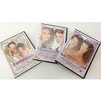 シルヴィア・クリステル エマニュエル セット DVD3枚組 HBX-001-3S