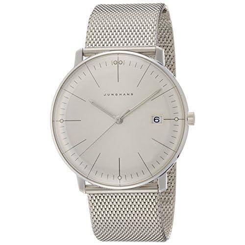 [ユンハンス]JUNGHANS 腕時計 クォーツ 041 4463 44 メンズ 【正規輸入品】