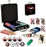 Batman / Dark Knight - Joker Poker Set