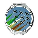 戦闘機、ミラー、トラベルミラー、ストリートファイターps4、ポケットミラー、ポータブルミラー Yanteng