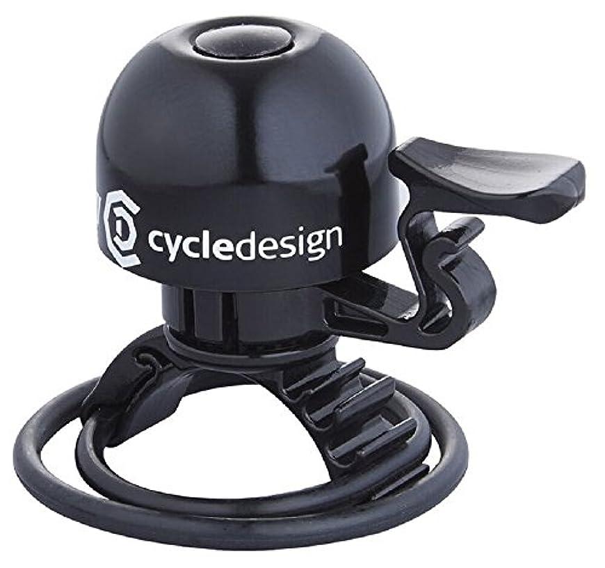 別のスペイン語マリンcycledesign(サイクルデザイン) ベル ベル 30MM 22.2-31.8MM ブラス ブラック 015152 015152