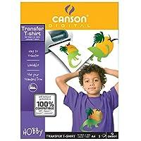 暗い布用のCanson Tシャツ転写紙