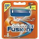 ジレット フュージョン5 1 マニュアル 髭剃り 替刃 8コ入