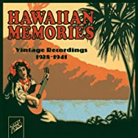 Hawaiian Memories-Vintage 1928-1941